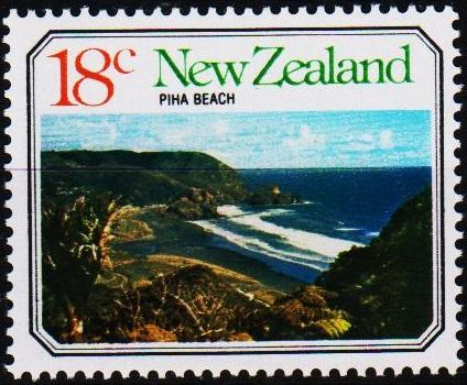 New Zealand. 1977 18c S.G.1147  Unmounted Mint