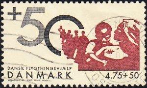 Denmark #B91      Used