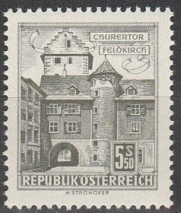 Austria #628  MNH F-VF  (SU6315)
