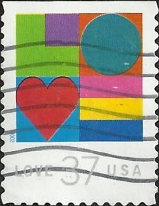 # 3657 USED LOVE