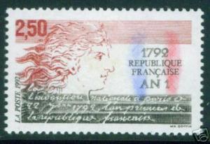 FRANCE Scott 2302, Yv 2771 CV 1,25 Euros MNH**