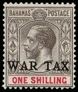 Bahamas Scott MR1-MR5 Gibbons 91-95 Never Hinged Set of Stamps