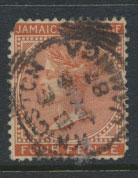 Jamaica  SG 22b Spacefiller    see scan and details