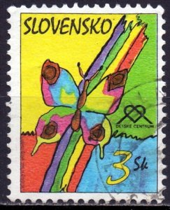 Slovakia. 1998. 311. Children's issue. USED.