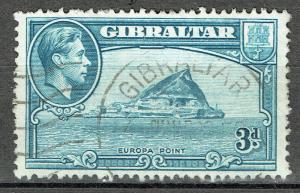 Gibraltar SC# 111 *Used*