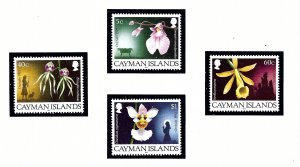 Cayman Is 672-75 MNH 1993 Christmas   (KA)