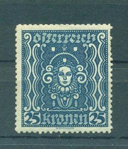 Austria sc# 289 (2) mh cat value $.25
