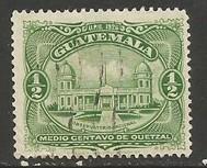 GUATEMALA 233 VFU 108F-4