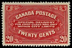 CANADA E2  Mint (ID # 33073)