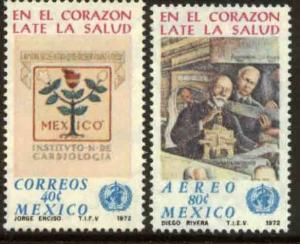 MEXICO 1038-C395 World Health Day. MNH.