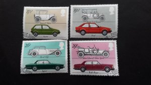 Great Britain 1982 Cars Used