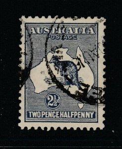 Australia, Sc 4 (SG 4), used