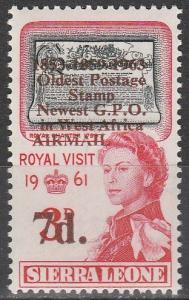 Sierra Leone #C8 MNH VF (V2503L)