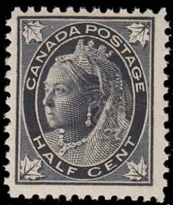 Canada Scott 66 Mint never hinged.