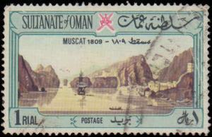 1972 Oman #150, Incomplete Set, Used, Corner Creased