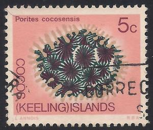 Cocos Islands 12 Used VF
