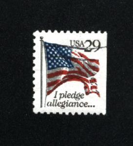 USA #2593  3   used  1992-93 PD .08