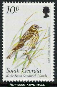 South Georgia Scott 239 Mint never hinged.
