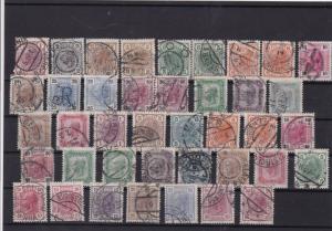 austria stamps ref 11240