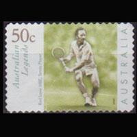 AUSTRALIA 2003 - Scott# 2132 Tennis Winners 50c Used