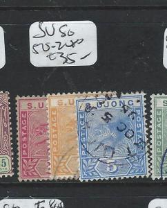 MALAYA SUNGEI UJONG (P1203BB) SG50-2   VFU