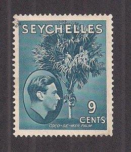 SEYCHELLES SC# 131  FVF/U
