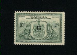 Canada #E02  M VF OG   PD