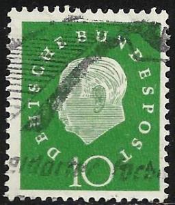 Germany 1959 Scott# 794 Used
