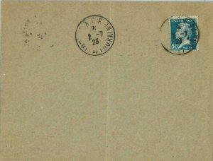93281 - FRANCE - POSTAL HISTORY Special Postmark - car CIRCUIT de TOURAINE 1923