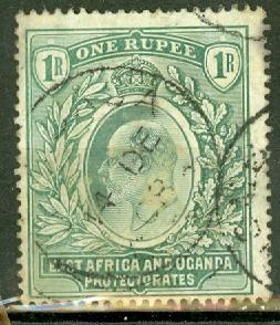 East Africa & Uganda 25 used CV $75