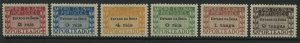 Portuguese India Postage Dues unmounted mint NH