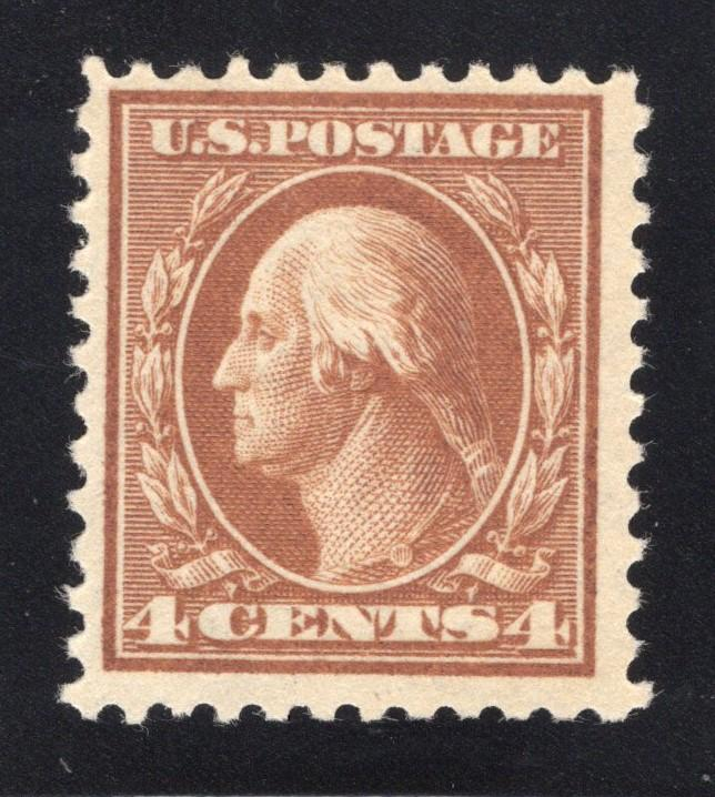 US#503 Brown - Unused - O.G. - L.H.