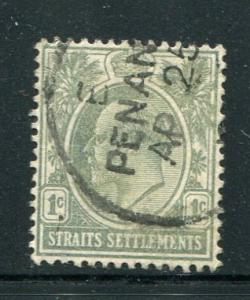 Straits Settlements #116 Used - Make Me An Offer