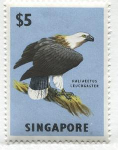 Singapore $5 Eagle unmounted mint NH