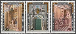Liechtenstein #868-70  MNH  (S6041)