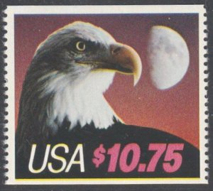 USA 1985 $10.75 Bald Eagle - MNH - never hinged.............................G639