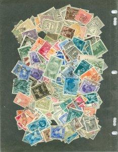 selection Romania 1908-40 few hundred common, light duplication CV ??