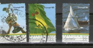Australia 1001-1003 used (B)