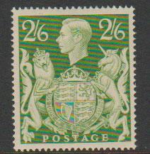 GB George VI  SG 476b mounted mint