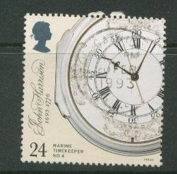 Great Britain QE II  SG 1654  Very Fine Used