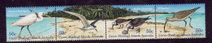 Cocos (Keeling) Is.-Sc#337-unused NH set-Shore Birds-2003-