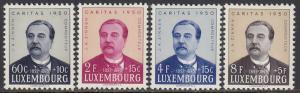 Luxembourg   B162-5 MH - Jean a. Zinnen