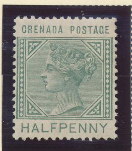 Grenada Stamp Scott #20, Mint Hinged - Free U.S. Shipping, Free Worldwide Shi...