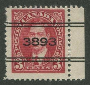 CANADA PRECANCEL OSHAWA 3-233