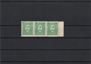Local Private Post German Crefeld Stamps Block 1899 Ref 28627