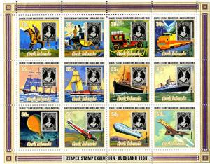 Cocos Island 552e MNH SCV $7.00