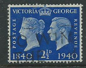 GB GVI  SG 483  Used