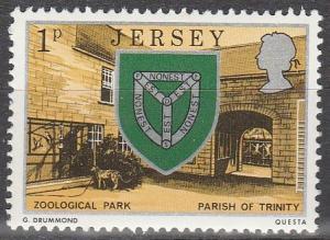 Jersey #138  MNH F-VF (V1651)