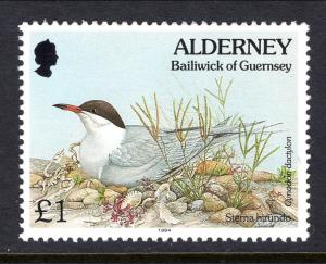 Alderney 86 MNH VF