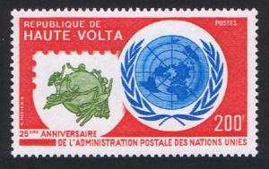 Upper Volta 25th Anniversary of UN Postal Administration SG#420 SC#405